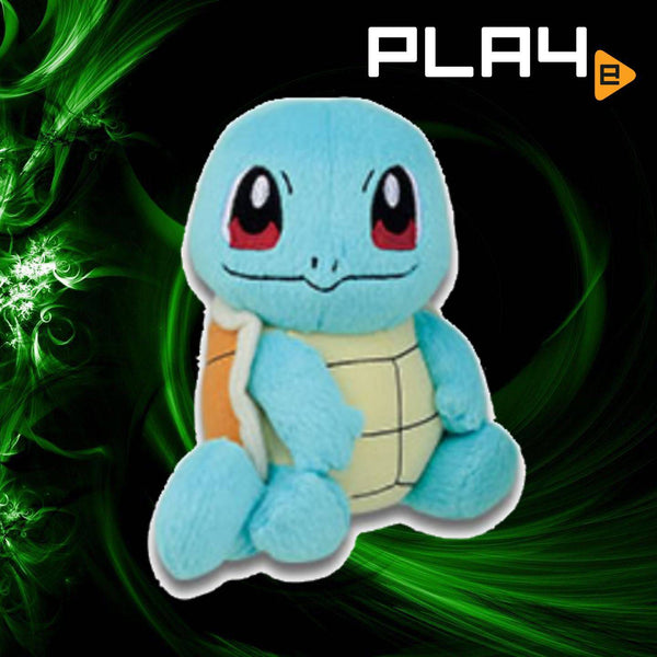 "Pokemon Mite Mite 5"" Plush Squirtle Sit"