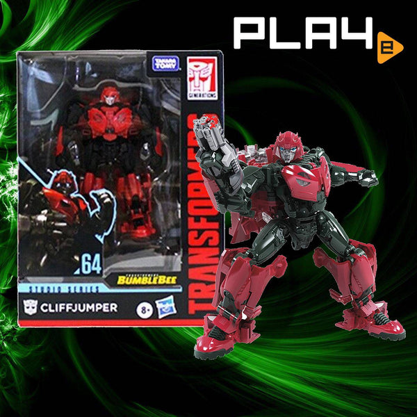 Transformers Studio Series #64 Cliffjumper