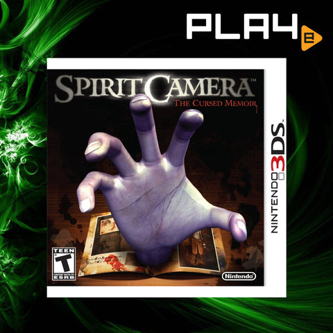 3DS Spirit Camera: The Cursed Memoir