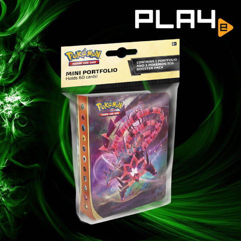 Pokemon SS3 Darkness Ablaze Mini Portfolio and Booster