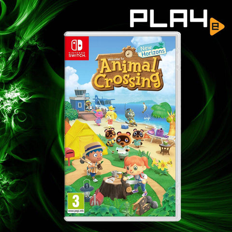 Nintendo Switch Animal Crossing: New Horizons (EU)