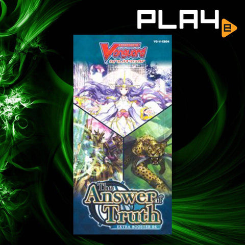 Vanguard-V-EB04 The Answer of Truth Extra Booster (JAP)