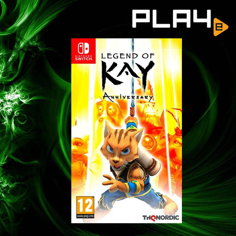 Nintendo Switch Legend of Kay Anniversary Edition