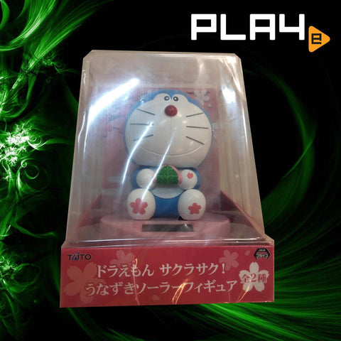 Taito Solar Powered Sakura Doraemon Open Eyes