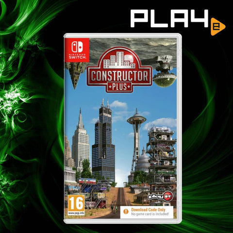 Nintendo Switch Constructor Plus (EU)