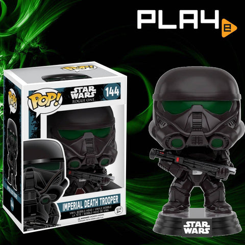 Funko POP! (144) Star Wars Death Trooper