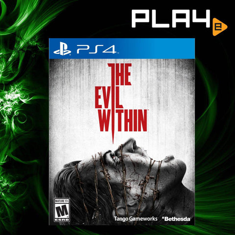PS4 The Evil Within (US)