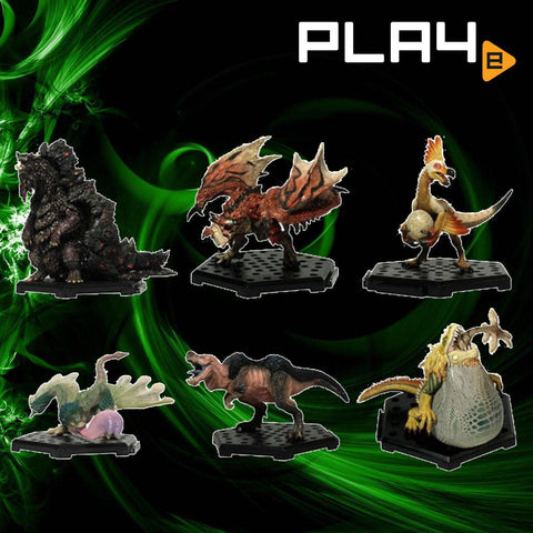 Capcom Figure Builder Monster Hunter Plus Vol 9