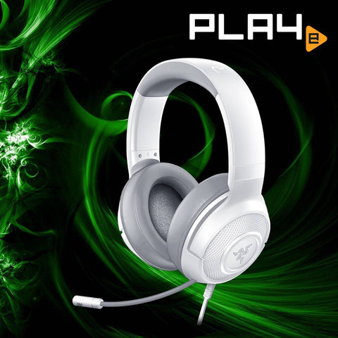 Razer Kraken X Mercury Wired Gaming Headset