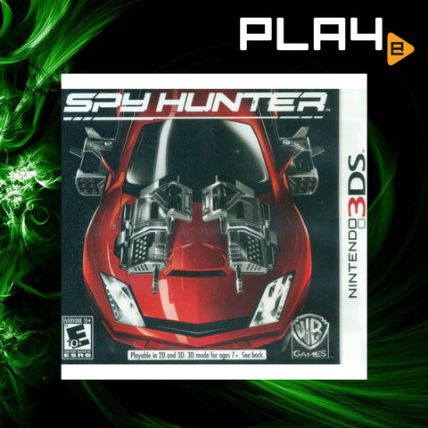 3DS Spy Hunter