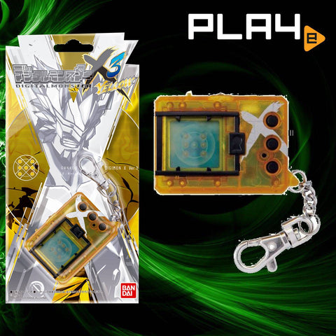 Bandai Digital Monster X Ver 3 Yellow