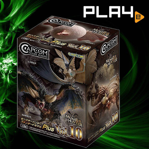 Capcom Figure Builder Monster Hunter Plus Vol 10