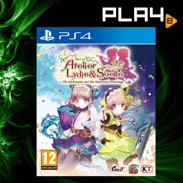 PS4 Atelier Lydie & Suelle: The Alchemists and the Mysterious Paintings (EU)