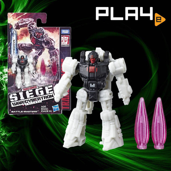 Transformers Siege Battle Masters Firedrive