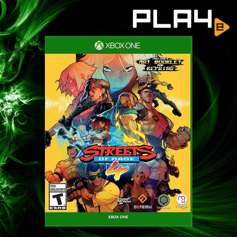 XBox One Streets of Rage 4 (R1)