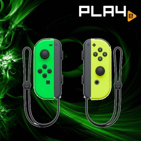 Nintendo Switch Joy-Con Controller -NeonGreen/Yellow (Local)