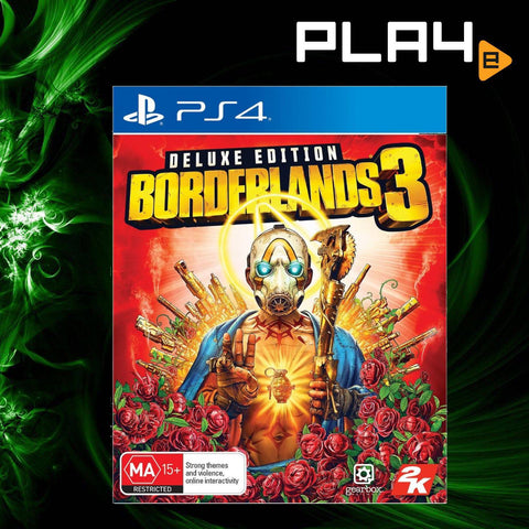 PS4 Borderlands 3 [Deluxe Edition] (R3)