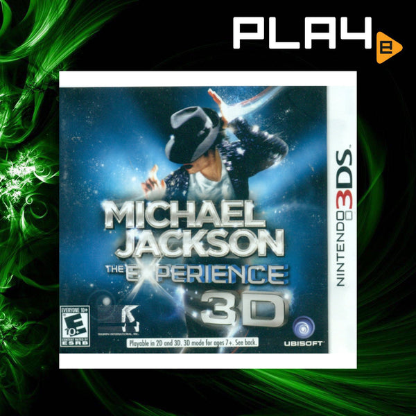 3DS Michael Jackson the Experience