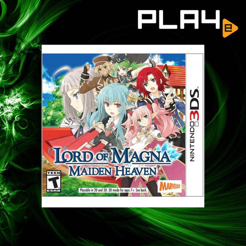 3DS Lord of Magna: Maiden Heaven