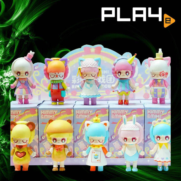 CandyBox Kimmy & Miki Circus Series Blind Box