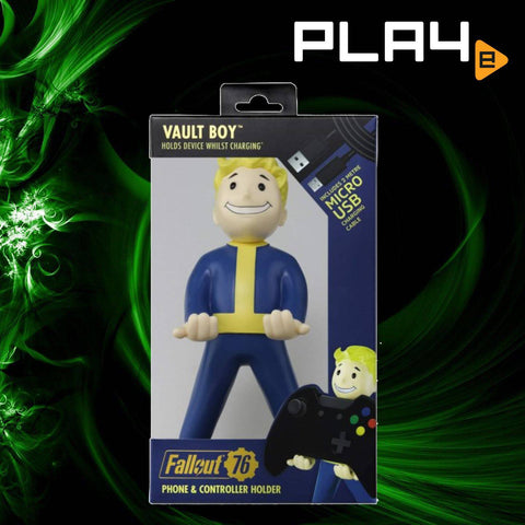 Cable Guys Phone/Controller Holder Fallout 76 Vault Boy