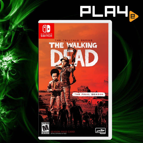 Nintendo Switch The Walking Dead: The Telltale Series - The Final Season