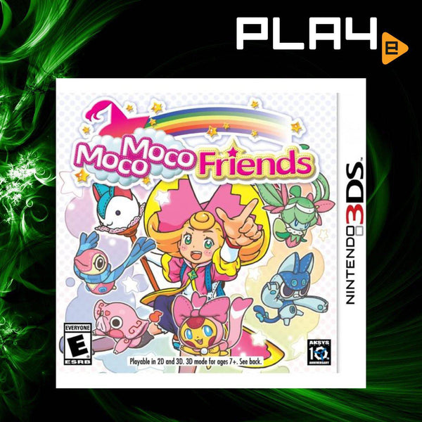 3DS Moco Moco Friends