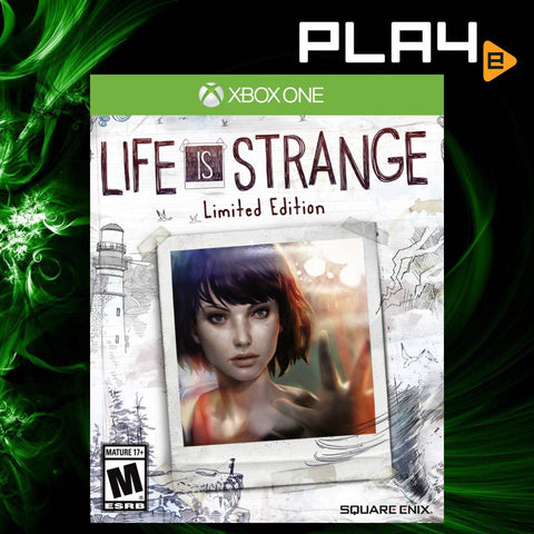 XBox One Life is Strange (Limited Edition)