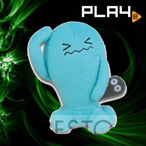 "Pokemon Mite Mite 6"" Plush Wobbuffet"