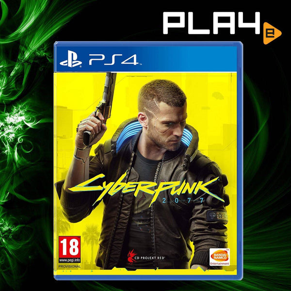 PS4 Cyberpunk 2077 Regular (EU)