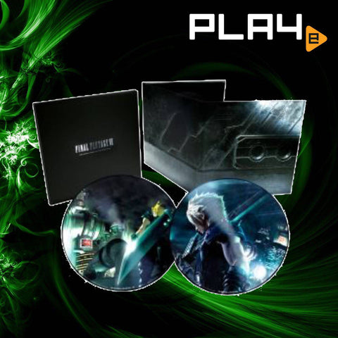 Final Fantasy VII Remake And Final Fantasy VII OST