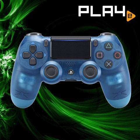 PS4 Dual Shock 4 Crystal Blue