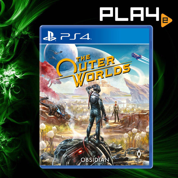 (Pre-Order) PS4 The Outer Worlds