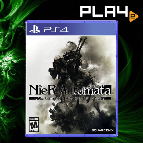 PS4 NieR: Automata [Game of the YoRHa Edition] (US)