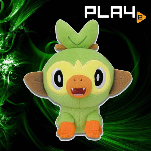 "Pokemon 5"" Plush - Grookey"