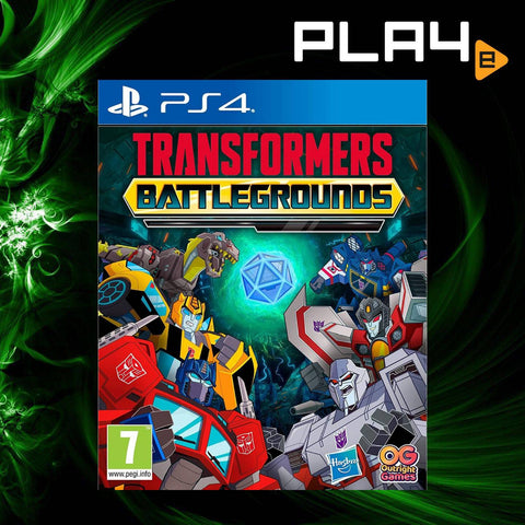 PS4 Transformers Battlegrounds (EU)