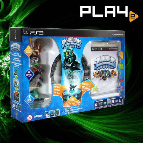 PS3 Skylanders Spyro's Adventure Starter Pack