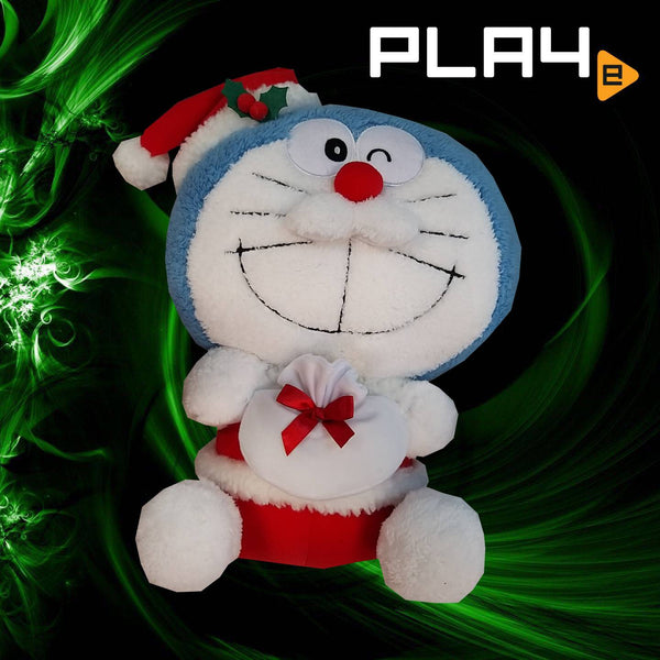 "Doraemon 16"" Big Plush - Christmas"
