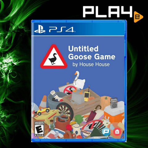 PS4 Untitled Goose Game By House House