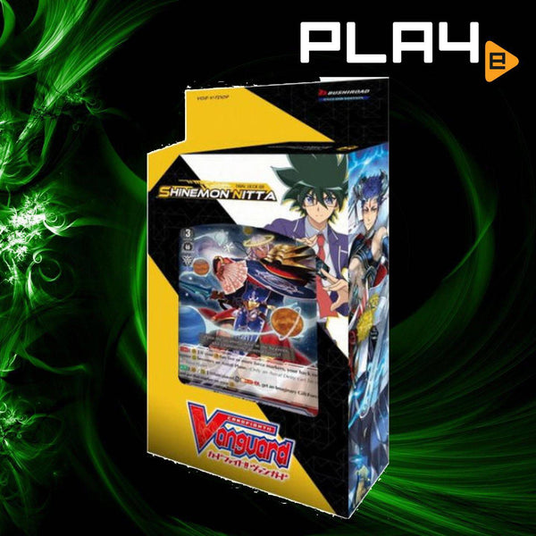 Vanguard -V-TD09 Shinemon Nitta Trial Deck (ENG)