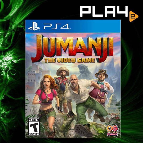 PS4 Jumanji: The Video Game (R1)