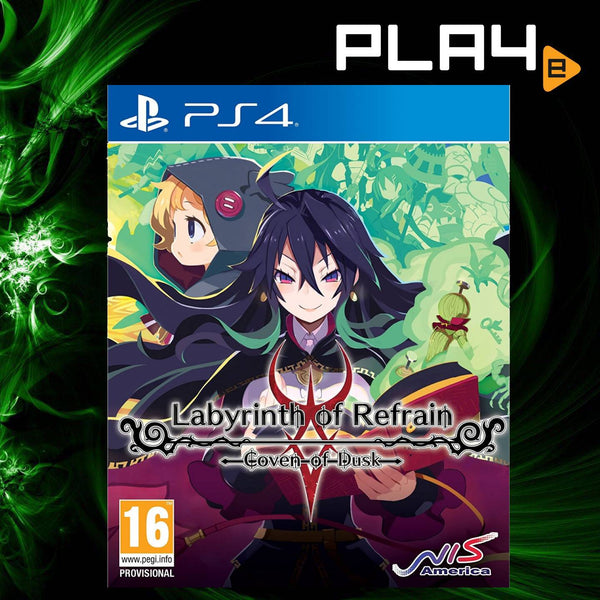 PS4 Labyrinth of Refrain: Coven of Dusk (R2)