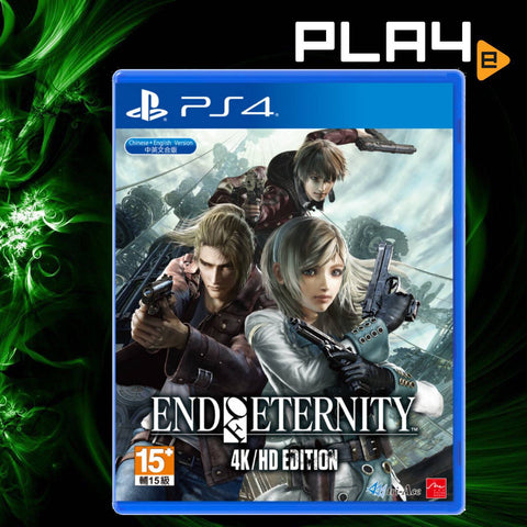 PS4 End of Eternity 4K/HD Edition (R3)