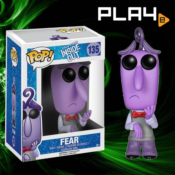 Funko POP! (135) Inside Out Fear