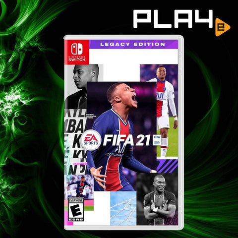 Nintendo Switch FIFA 21 [Legacy Edition] (US)