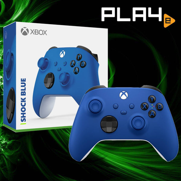 XBox Series X|S Wireless Controller (Shock Blue)