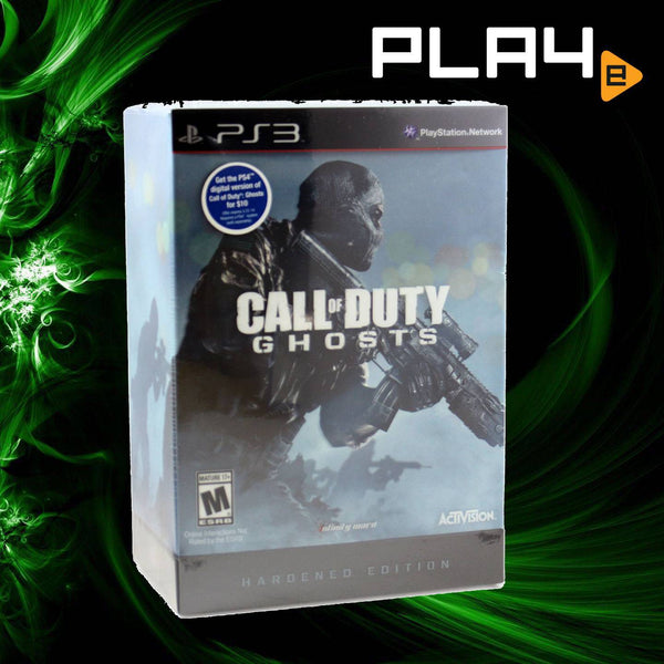 PS3 Call of Duty: Ghosts (Hardened Edition)