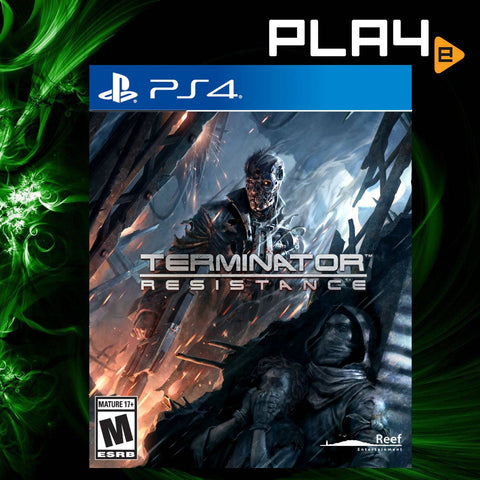 PS4 Terminator: Resistance (R1)