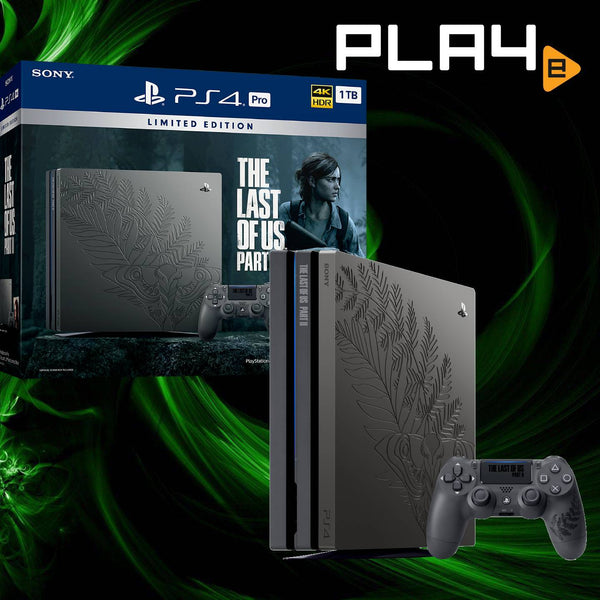 PS4 Pro 1TB The Last of Us Part II Console (1 Year Sony Warranty)
