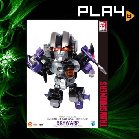 Kids Logic Transformers MN09 Skywarp